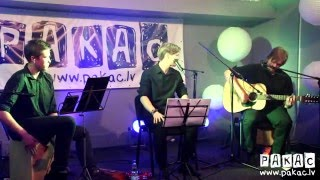 KANEVA COLD | BUMSIS | LIVE @PAKAC 11.12.2015 | PREIĻI