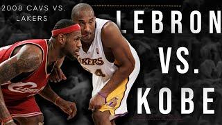 LeBron James vs. Kobe Bryant: Epic 2008 duel | NBA on ESPN