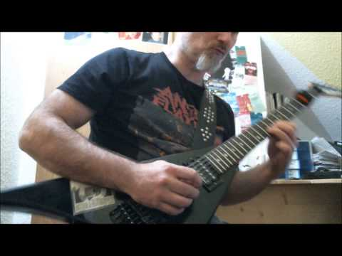 New Song Guitar Solo Composing