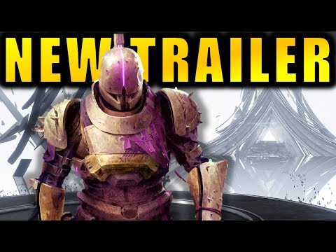 NEW Season of Dawn Trailer! - NEW EXOTICS - Saint-14 Returns! | Destiny 2