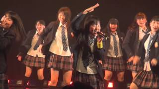 Fun×Fam「天地ガエシ (NICO Touches the Walls)」2016/04/03 なっちゃん卒業公演 2部