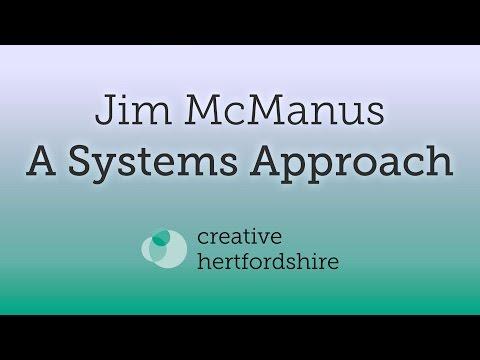 Jim McManus  A Systems Approach