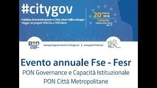 #citygov - Pubblica Amministrazione e Città attori dello sviluppo thumbnail