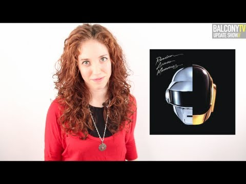 DAFT PUNK 'RANDOM ACCESS MEMORIES': ALBUM REVIEW! (BTV VLOG) (BalconyTV)