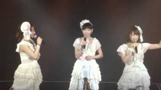 【ゆい星】高野祐衣、三田麻央、石塚朱莉MC - 20150704