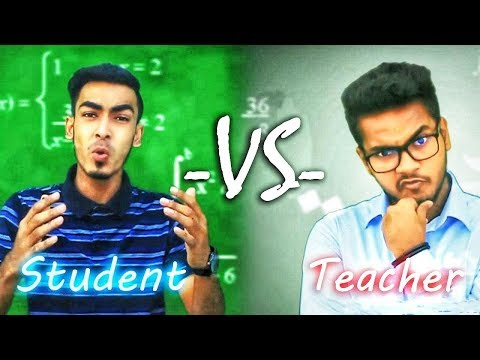 Student Vs Teacher  Epic Bangla Rap Battle  Fusion Productions  Banglalink Next Tuber