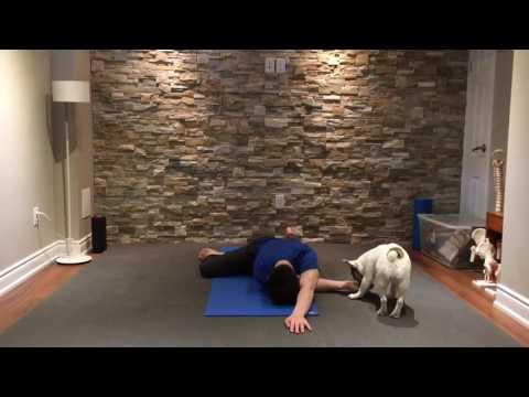 Posterior Shoulder and Scapular Stretch