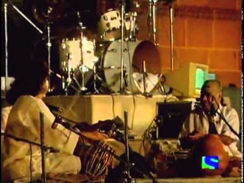 Zakir Hussain & others - Sound of the Millennium Concert, Bombay, India, Jan. 2000