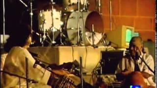 Zakir Hussain & others - Sound of the Millennium Concert, Bombay, India, Jan. 2000