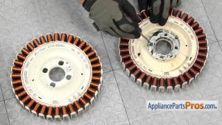 Washer Motor Stator (part #WPW10419333) - How To Replace