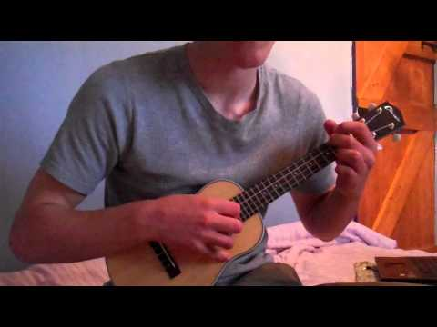 Flamenco ukulele solo