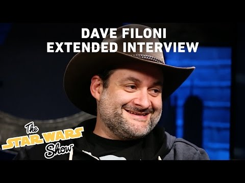 """""""Dave Filoni Extended Interview - The Star Wars Show"""""""