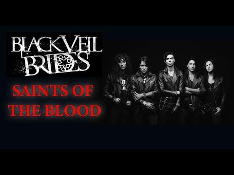 BLACK VEIL BRIDES - Saints Of The Blood [Instrumental Version - Studio Quality]