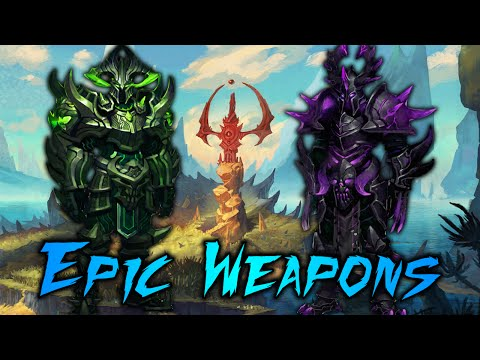 Order & Chaos 2: Redemption - Divine Essence Weapons! (EPIC)