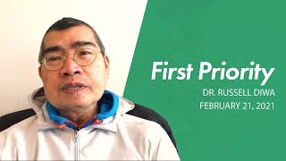 First Priority | BCC Sunday Service | February 21, 2021