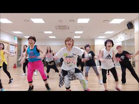 zumba warm up Zumba Korea TV