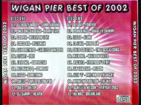 Best Of Wigan Pier 2002 - CD 1