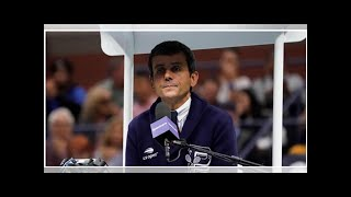 Chair umpire Carlos Ramos focusing on 'working again' after Serena Williams incident during US Op...
