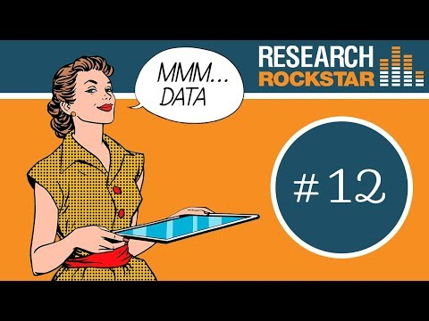 Secondary Market Research Data is Awesome!