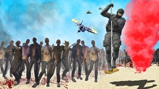 GTA 5 - ZOMBIES APOCALYPSE MOD!! (GTA 5 Mods)
