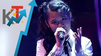 Hakki Patricio performs House Of The Rising Sun for her blind audition in The Voice Teens
