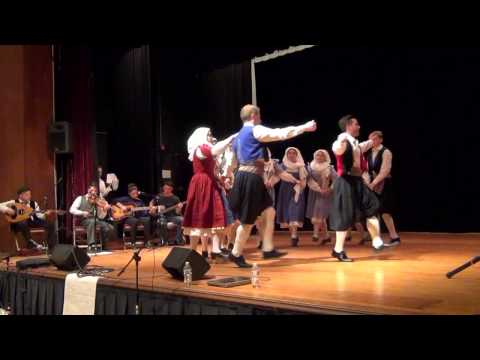 Orpheus Hellenic Folklore Society - Spring Balkan Festival (March, 2015)
