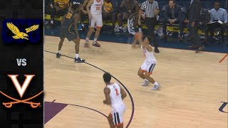 Coppin State vs. Virginia Basketball Highlights (2018-19)