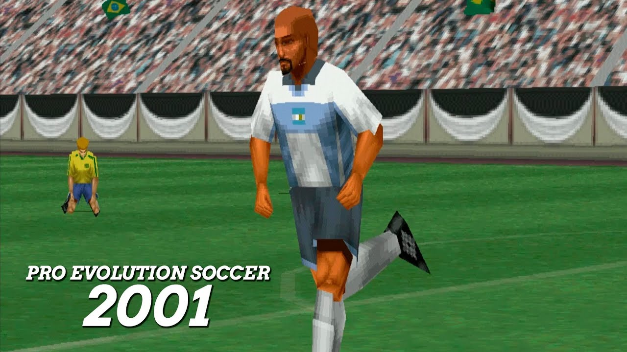 Resultado de imagen para PES 2001