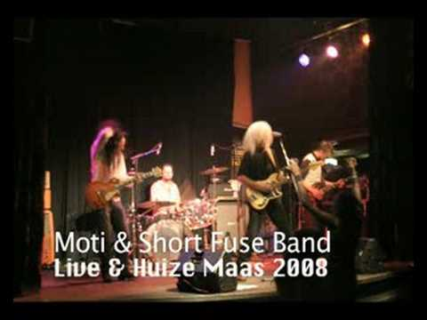moti & short fuse band * gasoline live