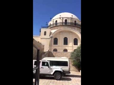 The Roman Cardo   Old City of Jerusalem