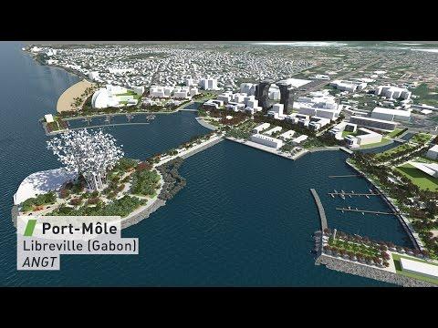 Port Môle de Libreville (Gabon)