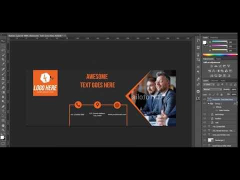 FREE Facebook Page Banners - Corporate Page Design Templates │ Easy To Edit