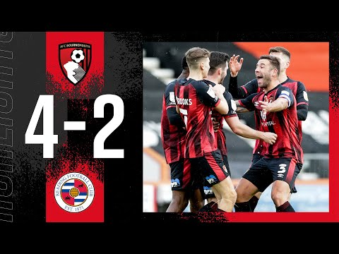 Bournemouth Reading Goals And Highlights
