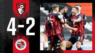 DRAMATIC comeback from 2-0 down 😱 | AFC Bournemouth 4-2 Reading