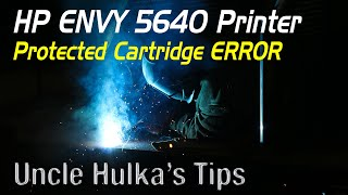 HP ENVY 5640 Printer - Protect…