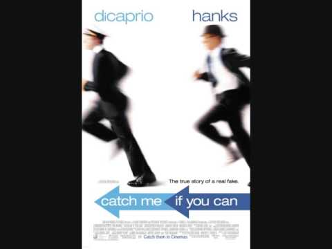 Catch Me If You Can Soundtrack 01 Catch Me If You Can Youtube