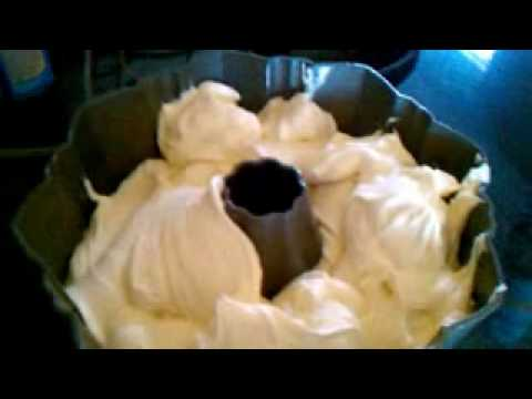 Southern Cooking With T-Ro - Cream Cheese Pound Cake