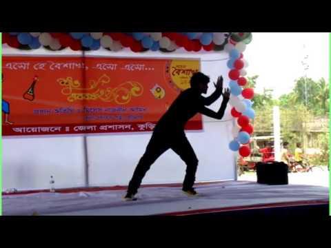 Dance Elo re Elo Boishakh Singer SD RubelDancer by Arif