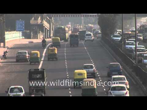 Way to Indira Gandhi International Airport, Delhi via Motibagh