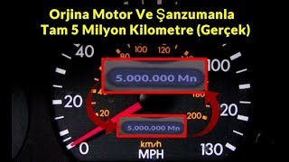 1 Milyon Kilometreyi Devirmiş 4 Otomobil ( Araba )