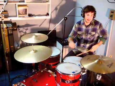 Cobus Chris Tomlin 'Sing Sing Sing' (Drum Cover)2013HD