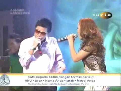 Anugerah 2007 - Eka Mairina & Rauzan - Sakura