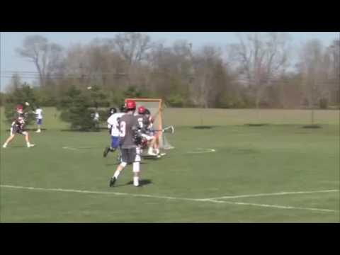 Matt Braun Lacrosse 2016