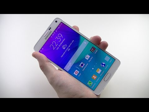 Samsung Galaxy Note 4 - déballage | par Top-For-Phone.fr