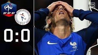 Blamage gegen Underdog: Frankreich - Luxemburg 0:0 | Highlights | WM-Quali | DAZN |