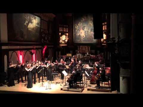 Bartok Divertimento, deFilharmonie Academy, Amuz 2016