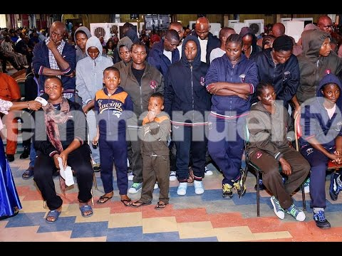SCOAN 16/10/16: Nigerian Deportees From Libya Received Assis
