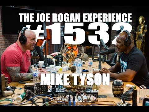Joe Rogan Experience #1532 - Mike Tyson