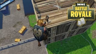 NEW SKIN NEW WIN!? - FORTNITE Mobile