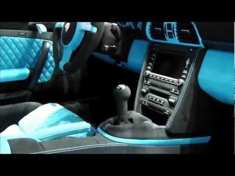 TECHART GT Street RS (997-2) - International Motor Show IAA 2011 - Frankfurt